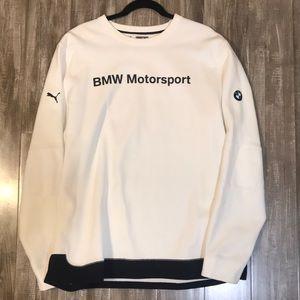 Puma x BMW pullover